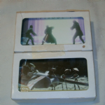 Star Wars Episode 1 Topps widescreen Series 2 set of Trading cards